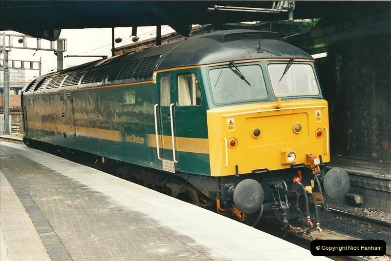 2000-05-03 London Paddington.  (20)402
