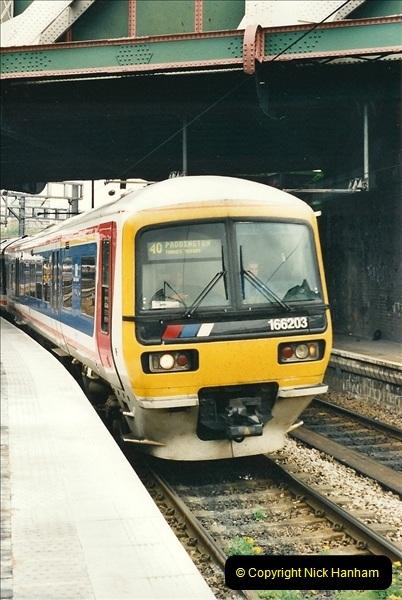 2000-05-03 London Paddington.  (22)404