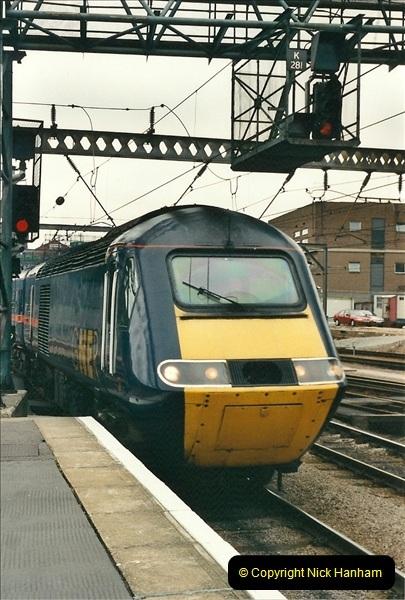 2000-07-22 to 23 London Kings Cross.  (10)510