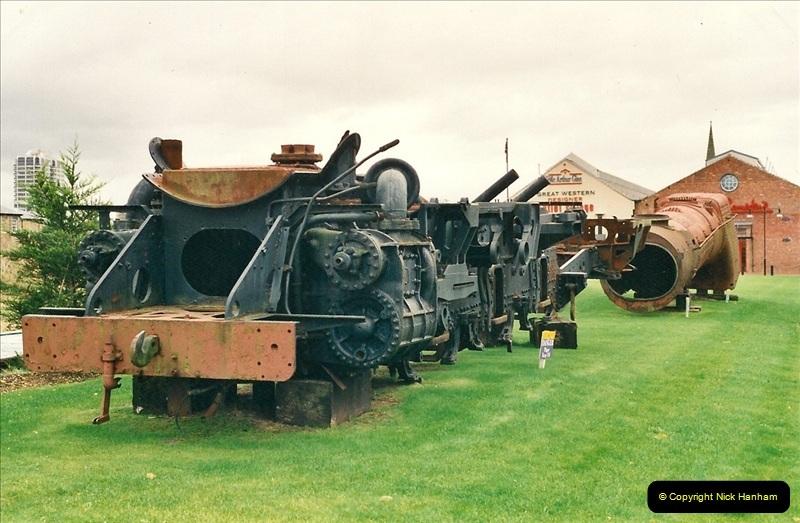 2000-11-08 Steam Museum, Swaidon, Wiltshire.  (2)555