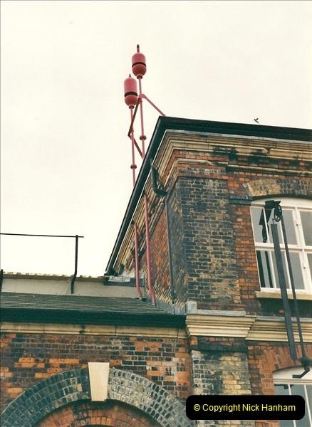 2000-11-08 Steam Museum, Swaidon, Wiltshire.  (5)558