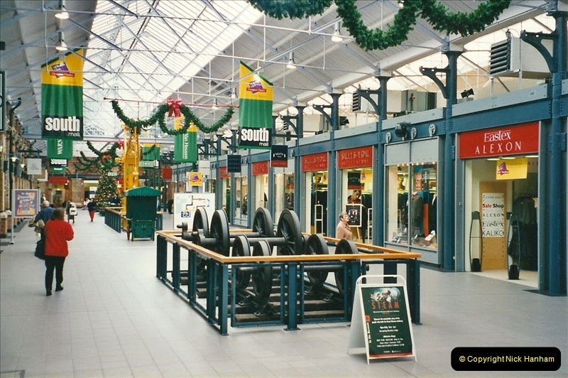 2000-11-08 Steam Museum, Swaidon, Wiltshire.  (6)559