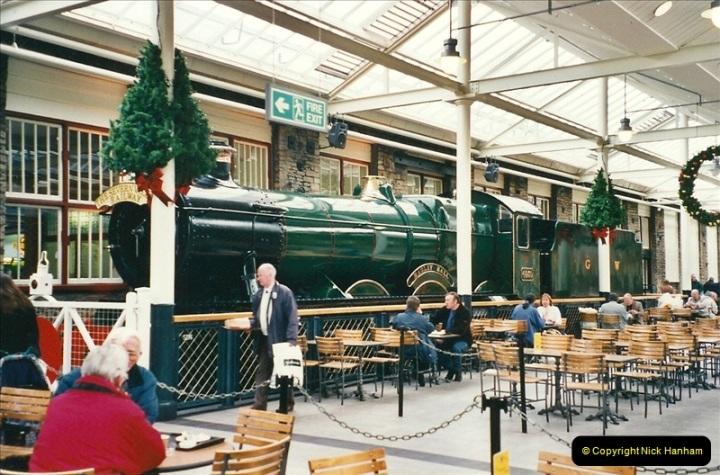 2000-11-08 Steam Museum, Swaidon, Wiltshire.  (7)560