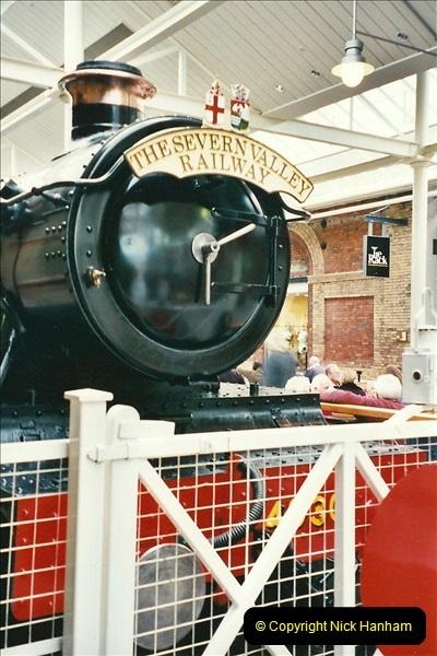 2000-11-08 Steam Museum, Swaidon, Wiltshire.  (8)561