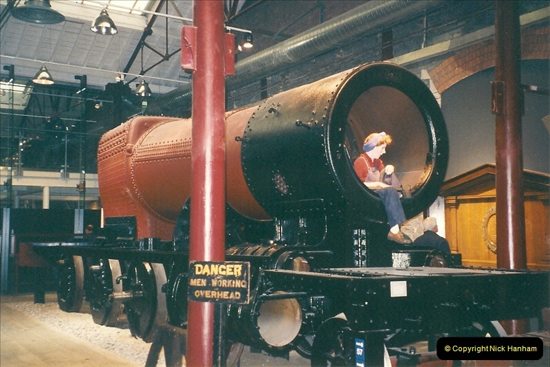 2000-11-08 Steam Museum, Swaidon, Wiltshire.  (13)566