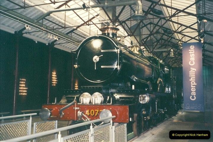 2000-11-08 Steam Museum, Swaidon, Wiltshire.  (16)569