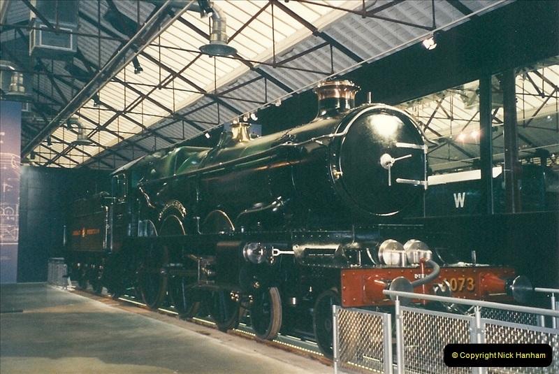 2000-11-08 Steam Museum, Swaidon, Wiltshire.  (17)570