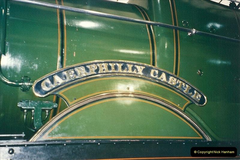 2000-11-08 Steam Museum, Swaidon, Wiltshire.  (18)571