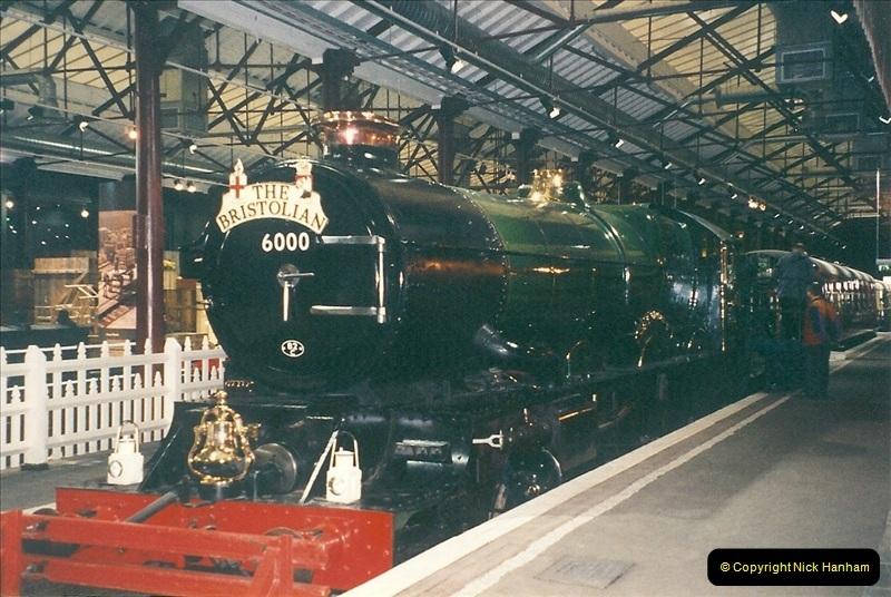 2000-11-08 Steam Museum, Swaidon, Wiltshire.  (29)582