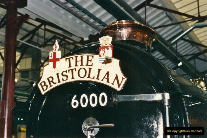 2000-11-08 Steam Museum, Swaidon, Wiltshire.  (31)584