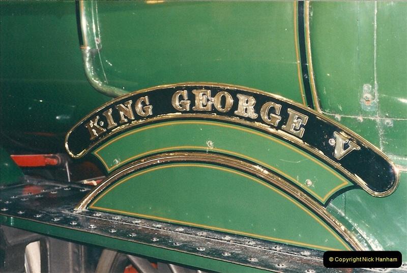 2000-11-08 Steam Museum, Swaidon, Wiltshire.  (33)586
