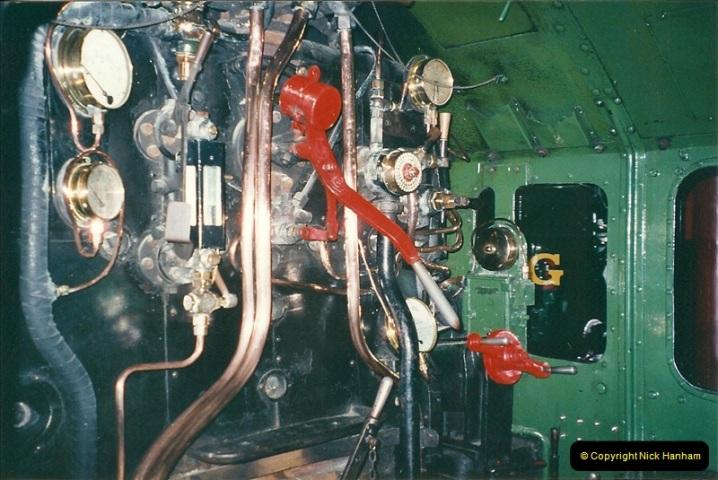 2000-11-08 Steam Museum, Swaidon, Wiltshire.  (34)587