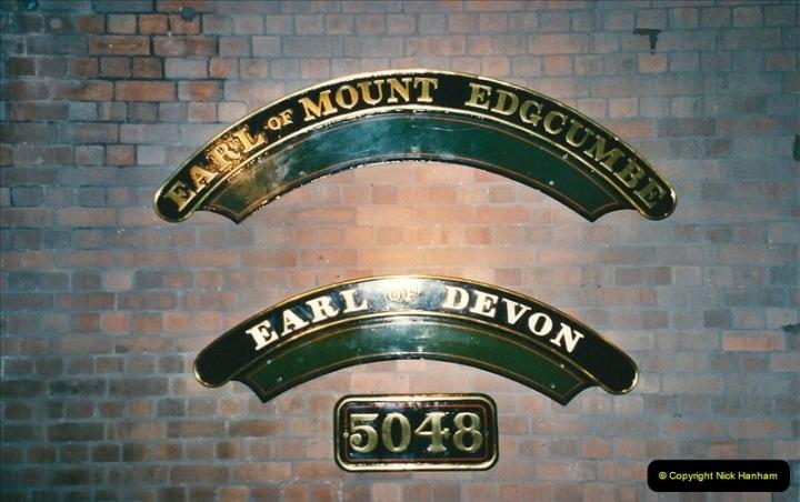2000-11-08 Steam Museum, Swaidon, Wiltshire.  (37)590