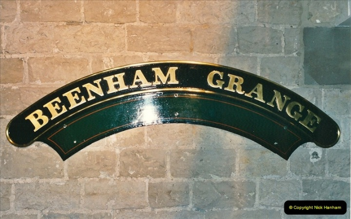 2000-11-08 Steam Museum, Swaidon, Wiltshire.  (39)592