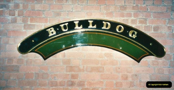2000-11-08 Steam Museum, Swaidon, Wiltshire.  (40)593