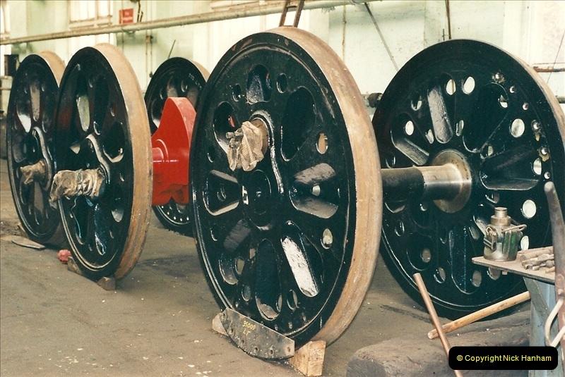 2000-11-08 Swindon Works, Swindon, Wiltshire.  (9)603
