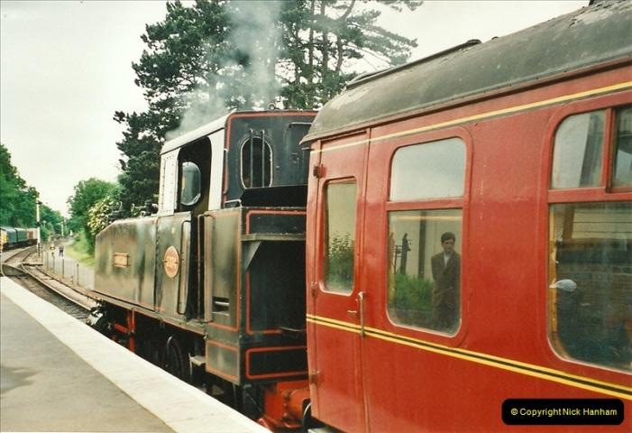 2001-06-17 Northampton & Lamport Railway, Northampton, Northamptonshire.  (3)660