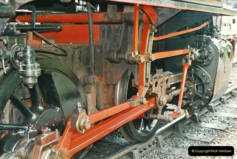 2001-06-17 Northampton & Lamport Railway, Northampton, Northamptonshire.  (4)661