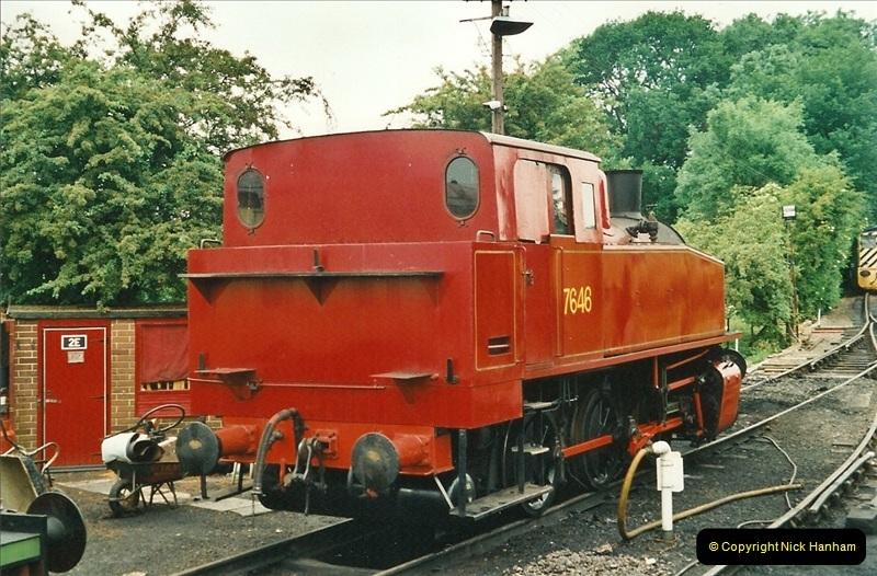 2001-06-17 Northampton & Lamport Railway, Northampton, Northamptonshire.  (5)662