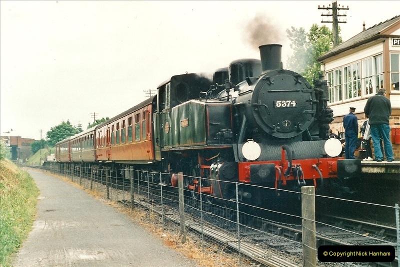 2001-06-17 Northampton & Lamport Railway, Northampton, Northamptonshire.  (10)667