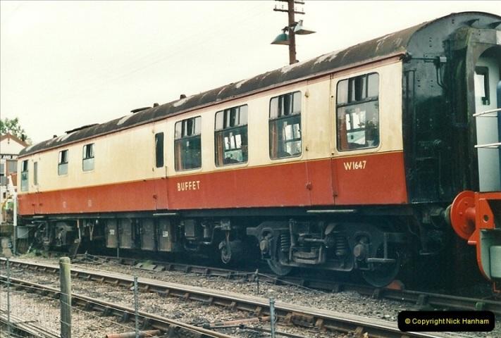 2001-06-17 Northampton & Lamport Railway, Northampton, Northamptonshire.  (16)673