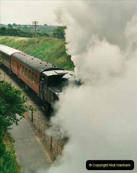 2001-06-17 Northampton & Lamport Railway, Northampton, Northamptonshire.  (18)675