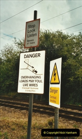 2001-07-31 Hoddesdon area, Hertfordshire.  (4)686