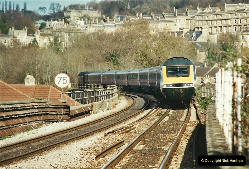 2002-03-07 Bath Spa, Somerset. (13) 766