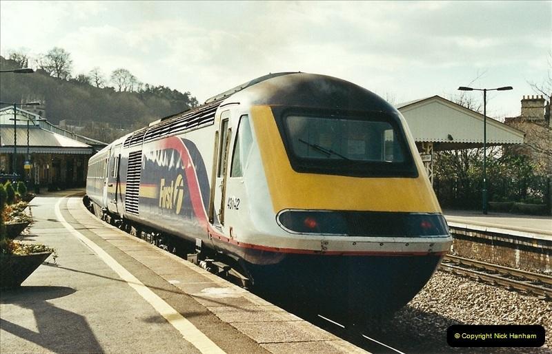 2002-03-07 Bath Spa, Somerset. (17) 770