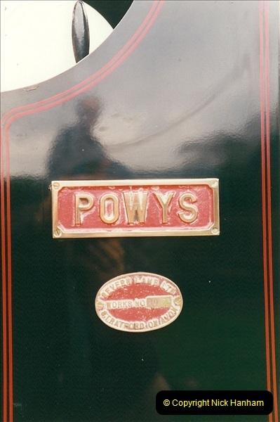2000-03-10 Rhiw Valley Railway, North Wales.  (8)014