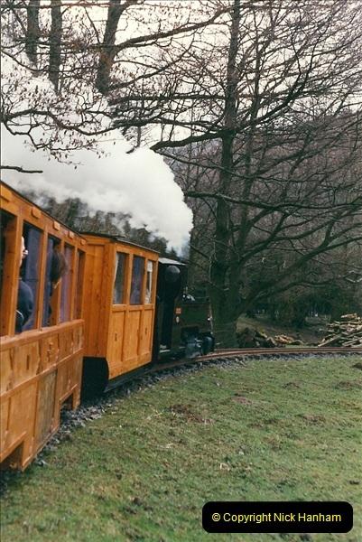 2000-03-10 Rhiw Valley Railway, North Wales.  (10)016