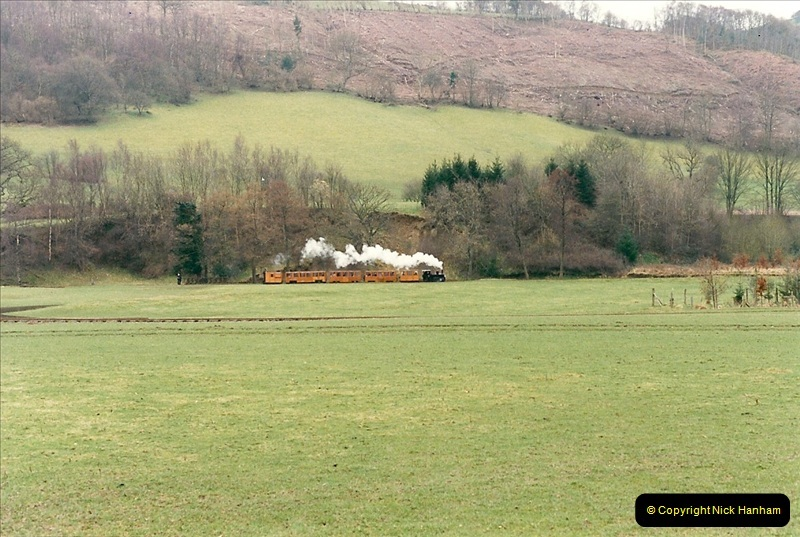 2000-03-10 Rhiw Valley Railway, North Wales.  (11)017