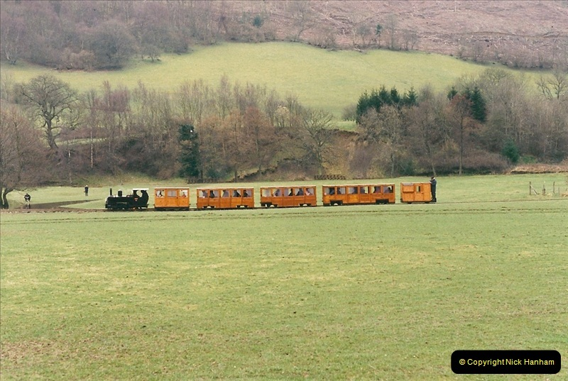2000-03-10 Rhiw Valley Railway, North Wales.  (13)019