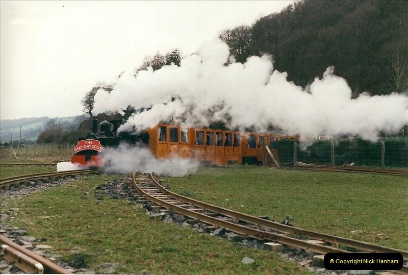 2000-03-10 Rhiw Valley Railway, North Wales.  (17)023