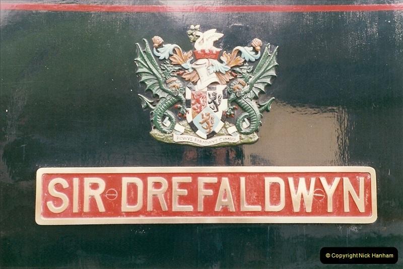2000-03-10 Welshpool & Llanfair Railway, North Wales.  (3)031