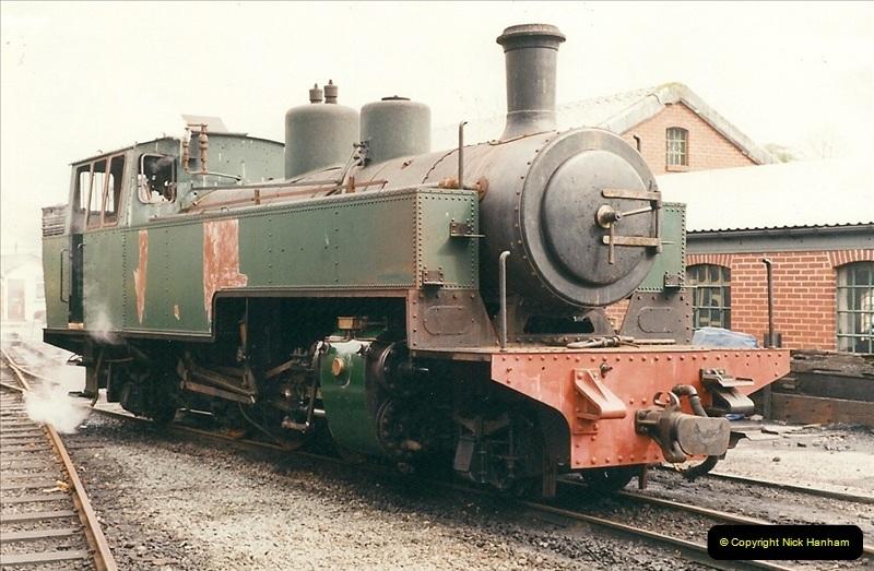 2000-03-10 Welshpool & Llanfair Railway, North Wales.  (7)035
