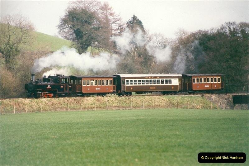 2000-03-10 Welshpool & Llanfair Railway, North Wales.  (29)057