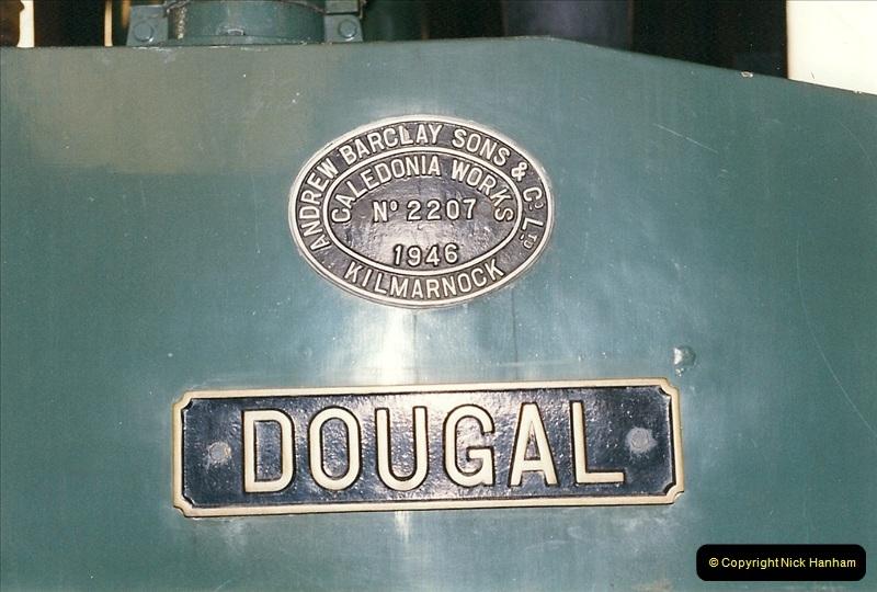 2000-03-10 Welshpool & Llanfair Railway, North Wales.  (34)062