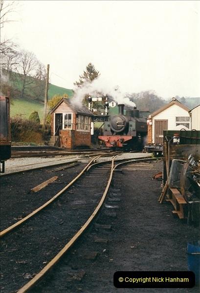 2000-03-10 Welshpool & Llanfair Railway, North Wales.  (36)064