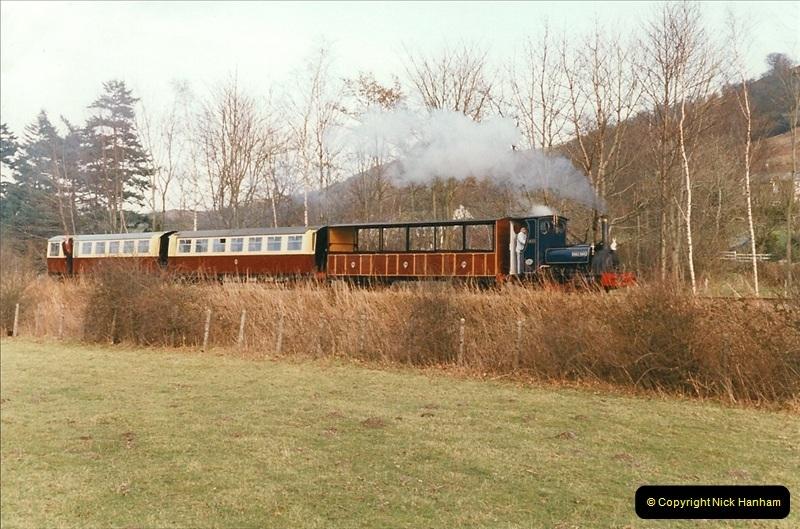 2000-03-11 Bala Lake Railway, North Wales.  (8)072