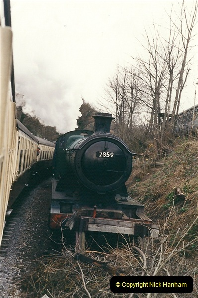 2000-03-11 Llangollen Railway, North Wales.  (16)095