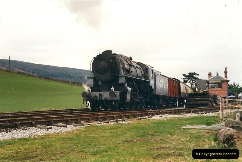 2000-03-11 Llangollen Railway, North Wales.  (21)100