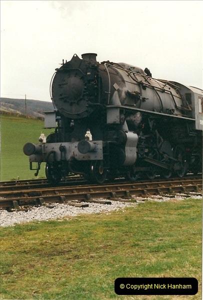 2000-03-11 Llangollen Railway, North Wales.  (22)101