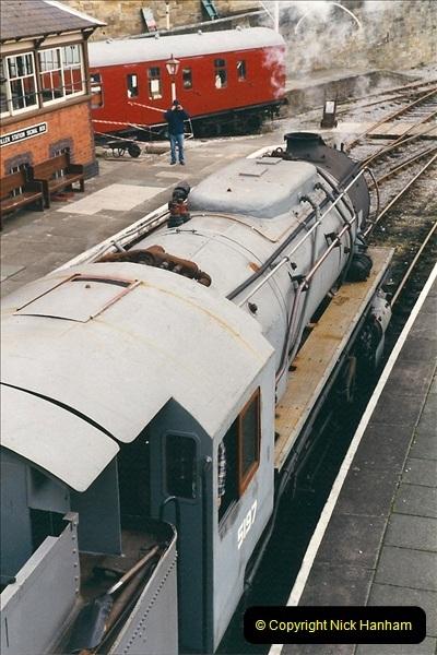 2000-03-11 Llangollen Railway, North Wales.  (25)104