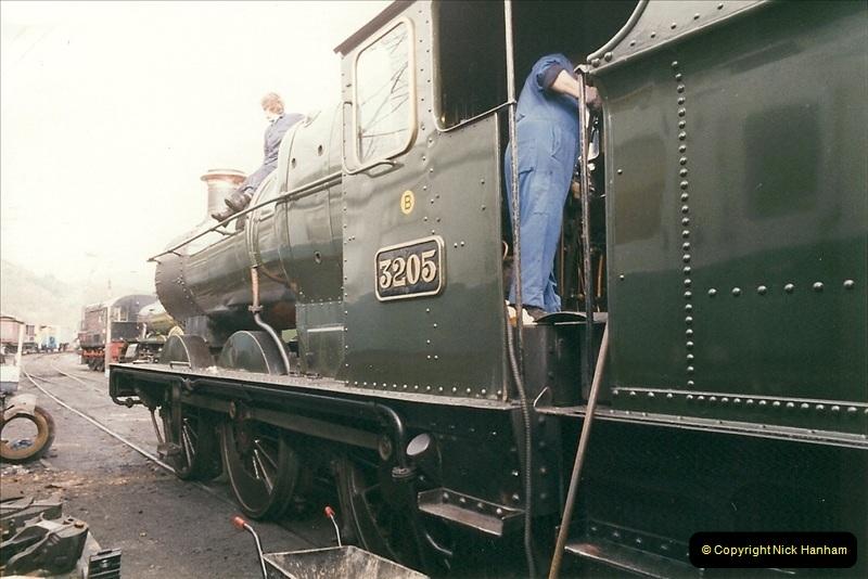 2000-03-11 Llangollen Railway, North Wales.  (30)109