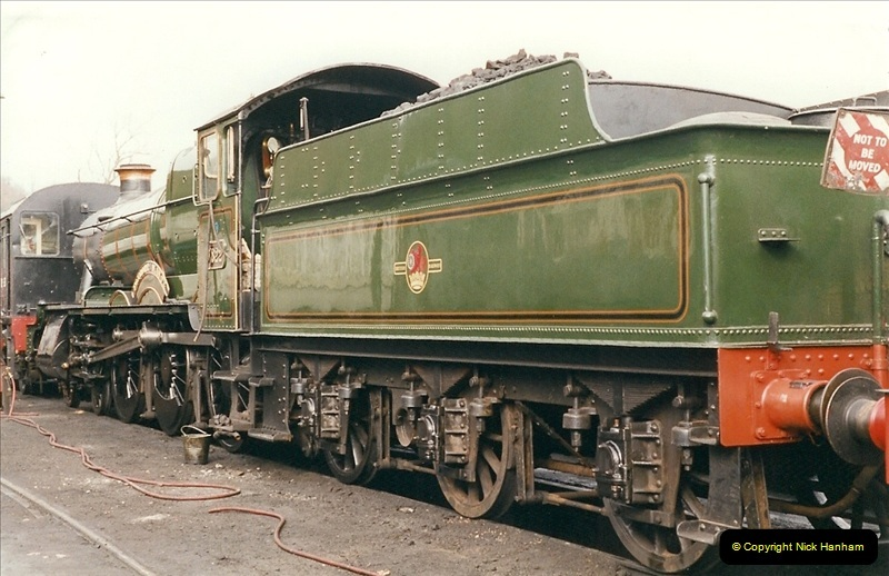 2000-03-11 Llangollen Railway, North Wales.  (34)113