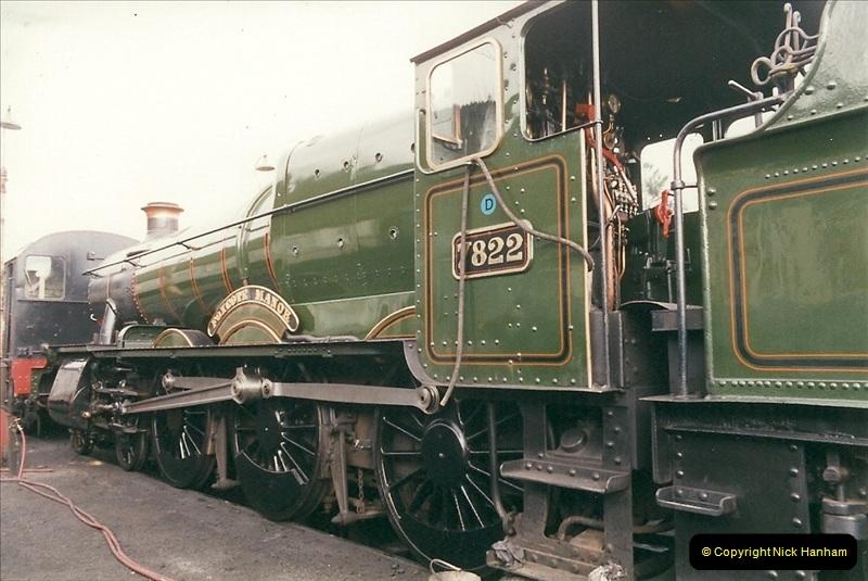 2000-03-11 Llangollen Railway, North Wales.  (35)114