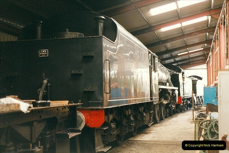 2000-03-11 Llangollen Railway, North Wales.  (42)121