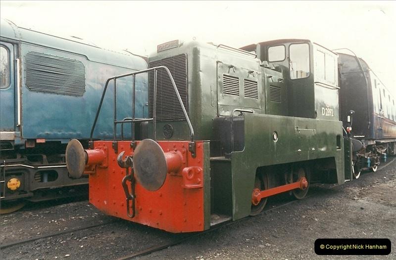 2000-03-11 Llangollen Railway, North Wales.  (46)125