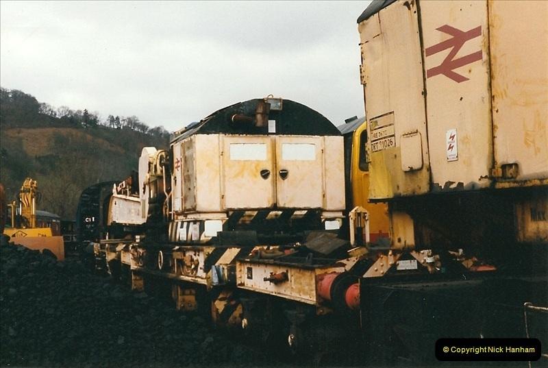 2000-03-11 Llangollen Railway, North Wales.  (50)129